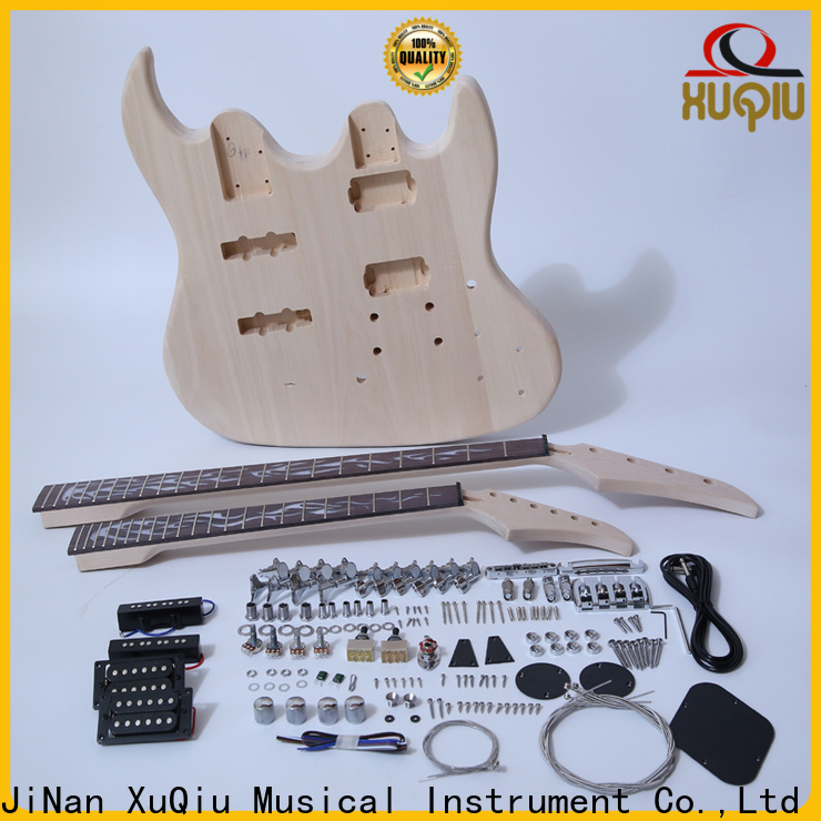 XuQiu neck guitar kit suppliers for sale for beginner