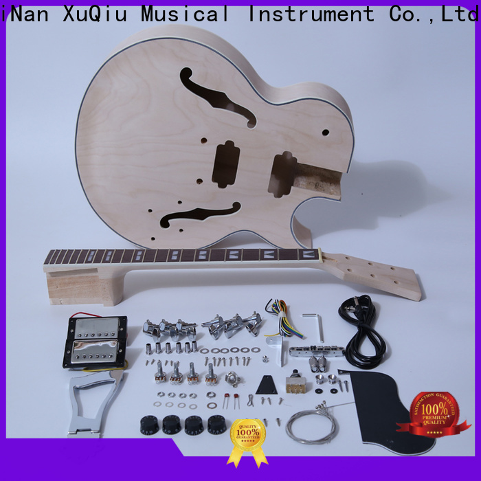 premium semi acoustic guitar kit style for sale for concert