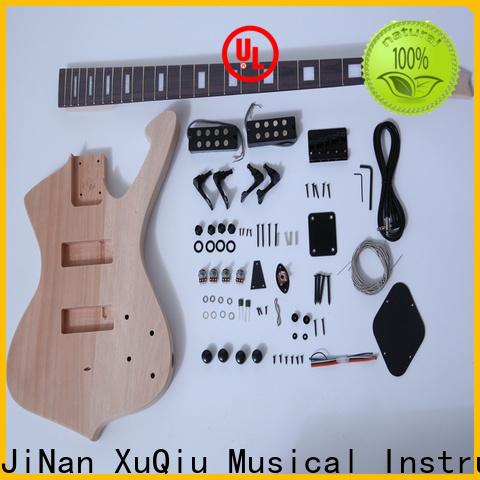 XuQiu electric bass kits manufacturer for concert
