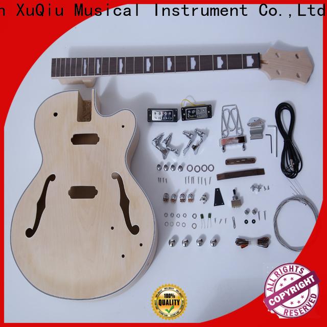 XuQiu diy diy jazz bass kit manufacturer for kids