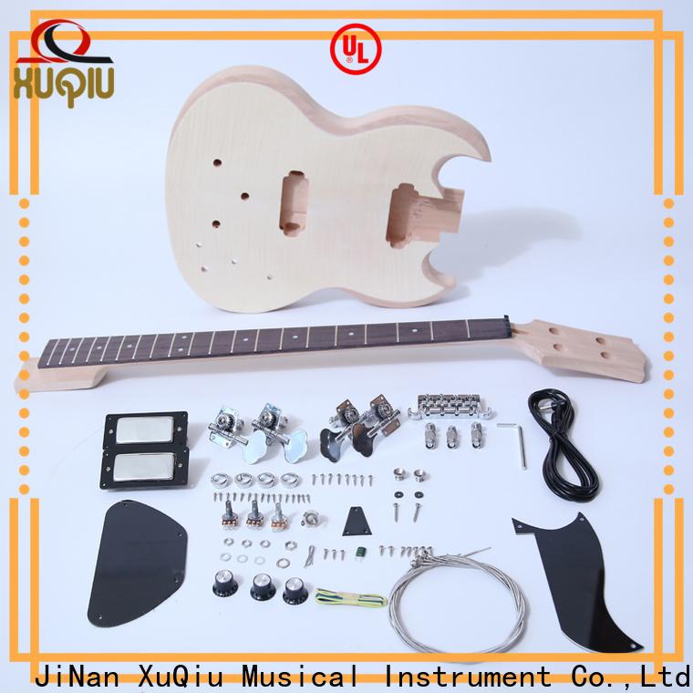 XuQiu diy precision bass kit woodwind instruments for student