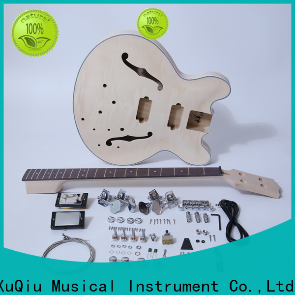 unfinished rickenbacker bass diy kit diy woodwind instruments for beginner