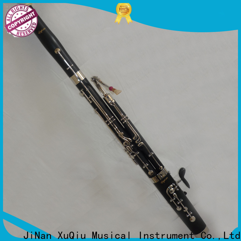 professional bassoon sound maple supplier for competition