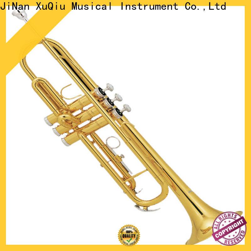 XuQiu cool b flat trumpet brands for concert