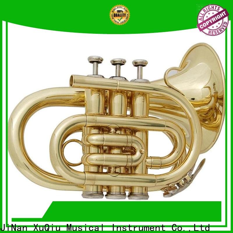 XuQiu big clarinet trumpet design for student