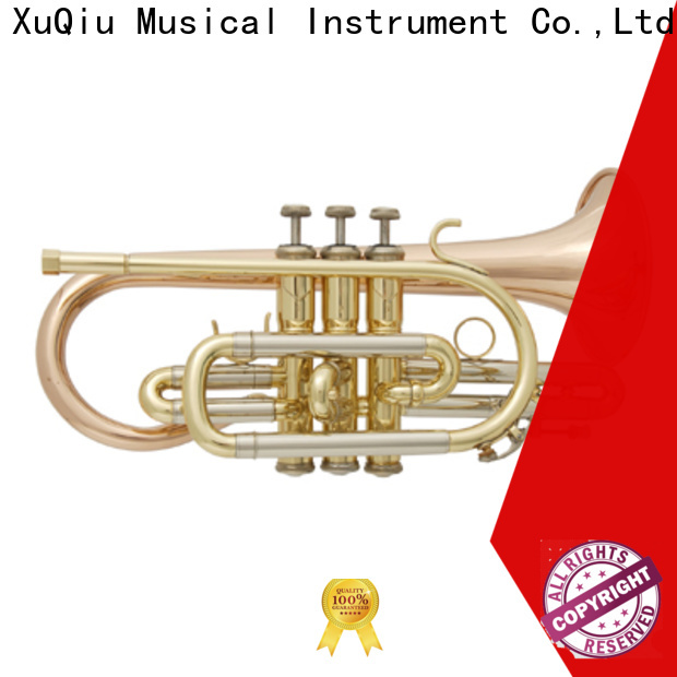 XuQiu Wholesale intermediate trumpet for sale brands for student