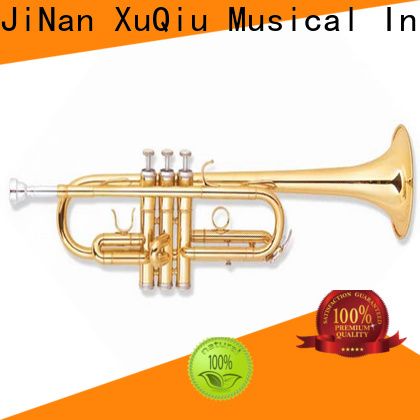 XuQiu professional trumpet musical instrument manufacturer for concert