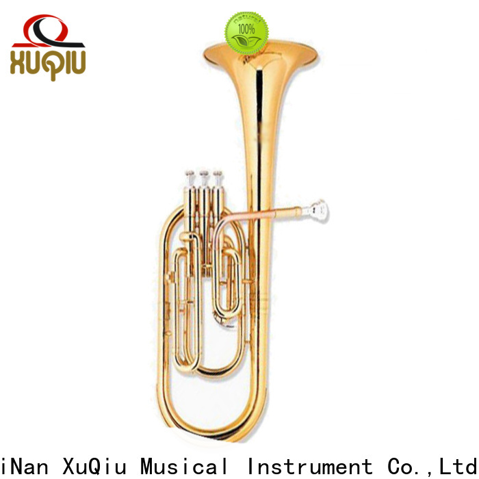 XuQiu xah002 alto horn vs french horn band instrument for concert