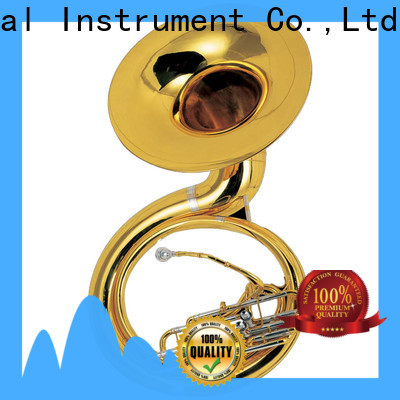 XuQiu best sousaphone tuba manufacturers for student