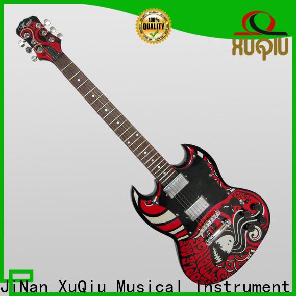 XuQiu cool original electric guitar price for kids