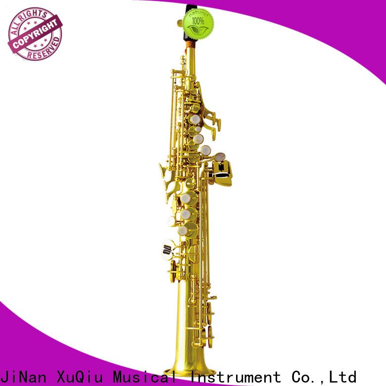 XuQiu xst1001 straight soprano saxophone for sale for kids