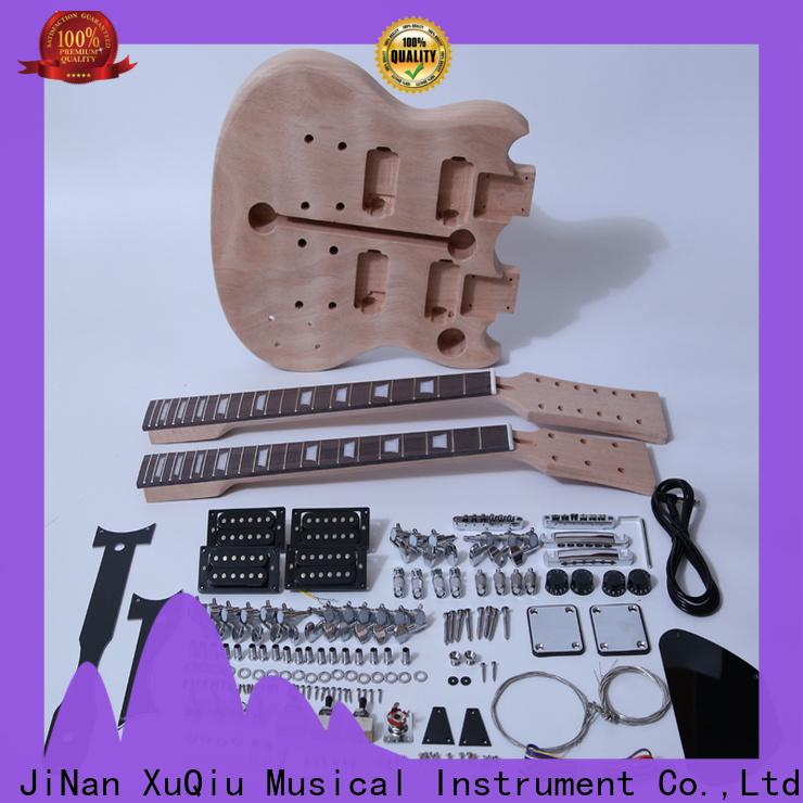 XuQiu custom guitar kits for sale supplier for concert