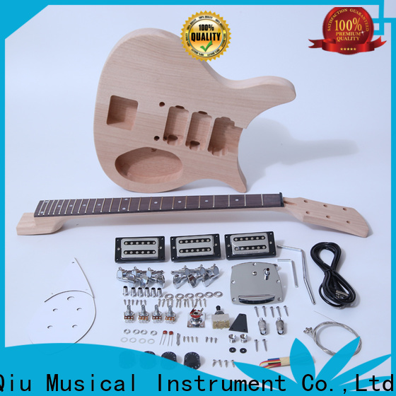 XuQiu diy precision guitar kits supplier for kids