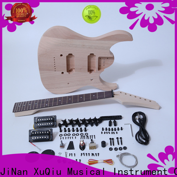 XuQiu diy diy 7 string guitar kit manufacturer for kids