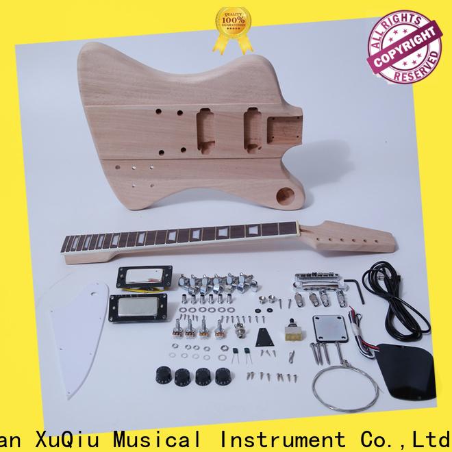 XuQiu guitar custom guitar kits manufacturer for beginner