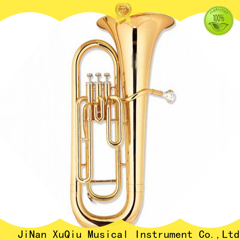 XuQiu buy brass euphonium for sale for concert