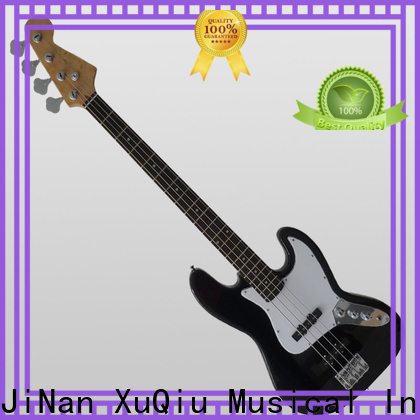XuQiu custom made bass guitar brands sound for kids