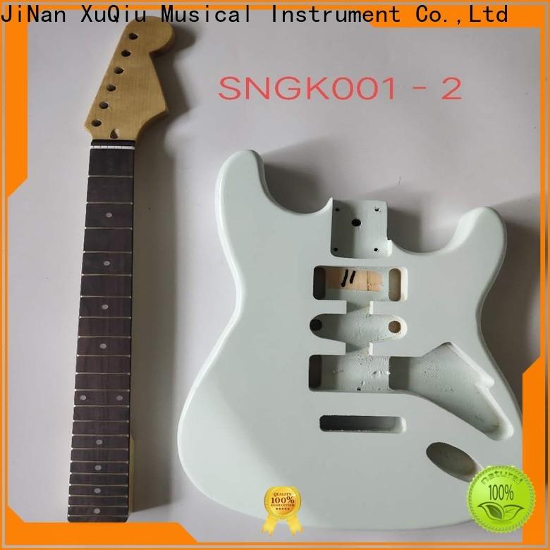 XuQiu Wholesale electric guitar necks manufacturer for kids