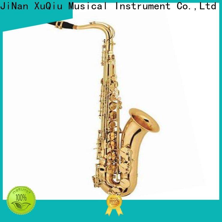 XuQiu professional tenor saxophone manufacturers manufacturer for kids