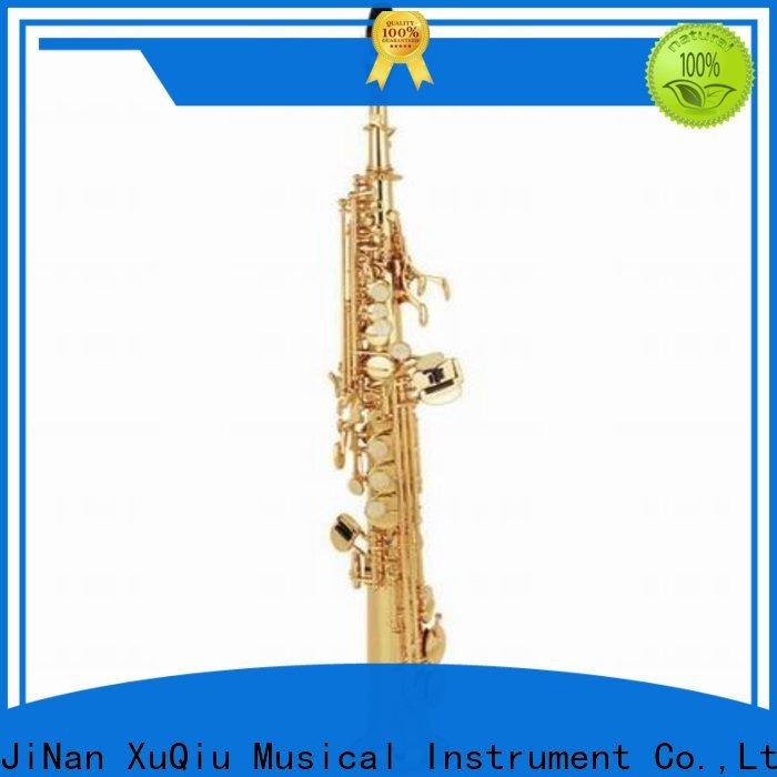 XuQiu professional soprano saxophone manufacturer for student