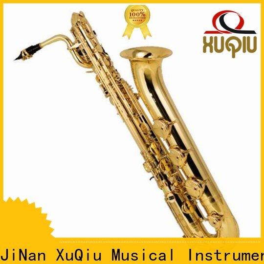 XuQiu baritone professional baritone saxophone price for band