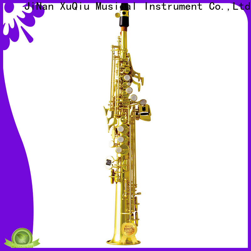 XuQiu best buy soprano saxophone for sale for student