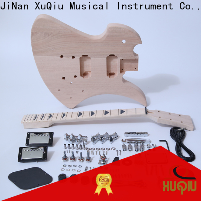XuQiu sngk063w solo guitar kits supplier for performance