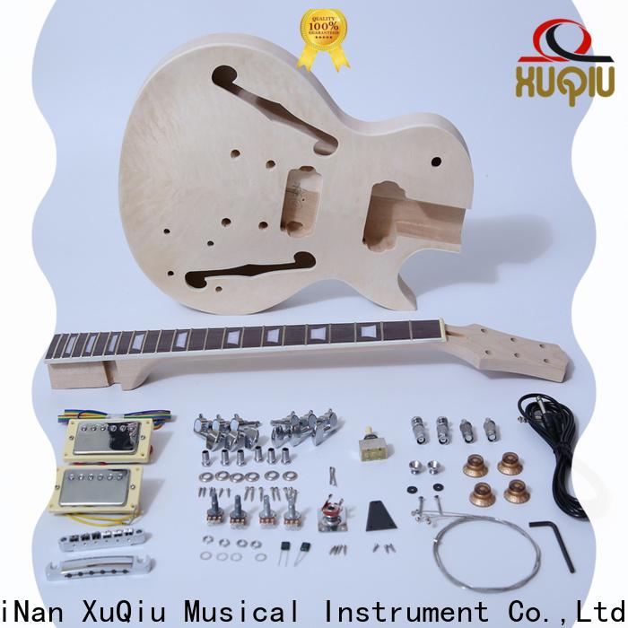 custom 8 string guitar kit single manufacturer for kids