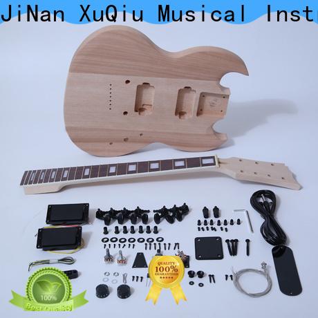 XuQiu Wholesale diy hollow body guitar kit manufacturer for performance