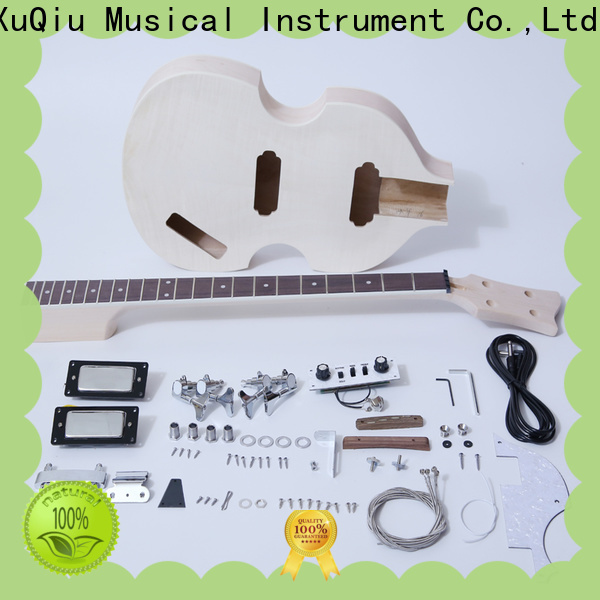custom acoustic bass guitar kit snbk025 woodwind instruments for kids