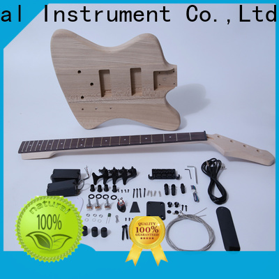 electric diy acoustic bass guitar kit telecaster for sale for competition