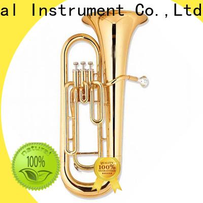 Wholesale 4 valve euphonium for sale xph101 supplier for concert