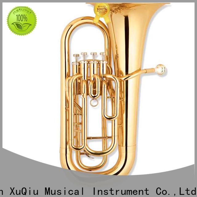 XuQiu Wholesale brass instruments euphonium supplier for kids