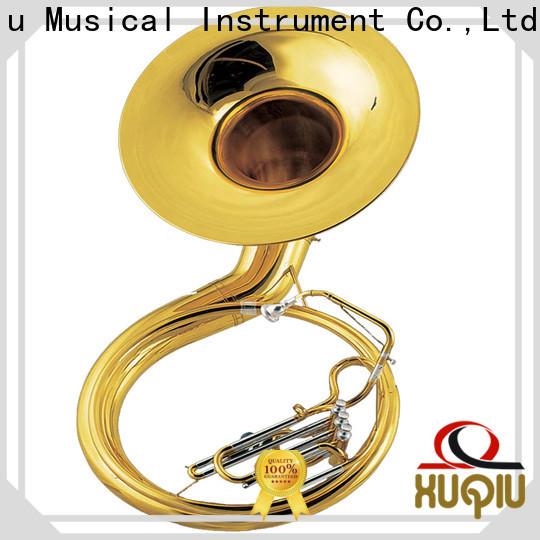 XuQiu best e flat sousaphone manufacturers for children