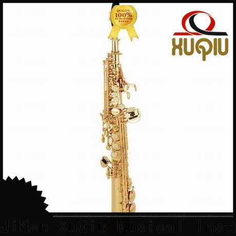XuQiu Wholesale c soprano saxophone brands for beginner
