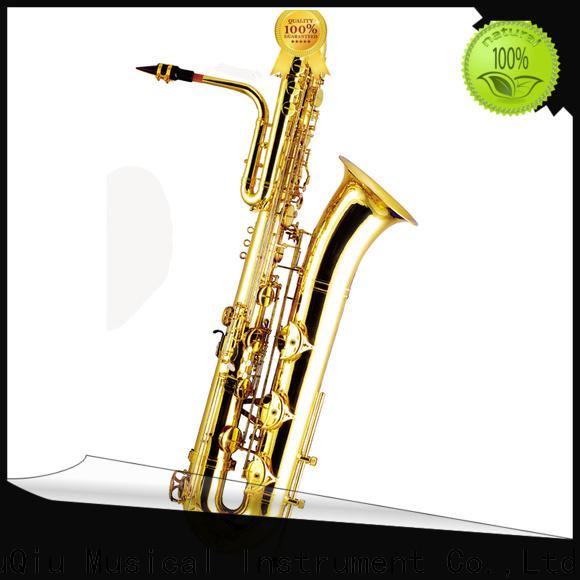 XuQiu xbs001 conn bass saxophone for sale supplier for beginner