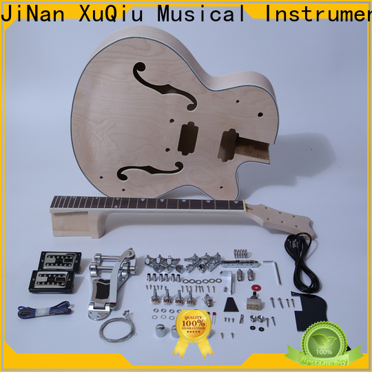 XuQiu les custom guitar kits supplier for performance