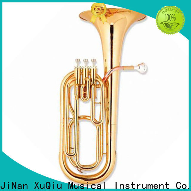 Wholesale marching baritone horn xbt002 price for competition