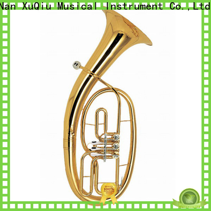 XuQiu buy marching baritone horn for sale band instrument for concert