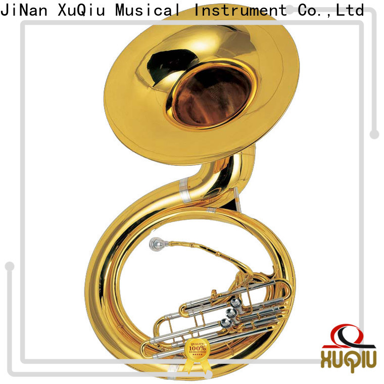 XuQiu professional sousaphone brass instrument for sale for student