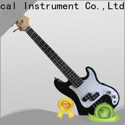 XuQiu younger 4 string bass guitar sound for beginner