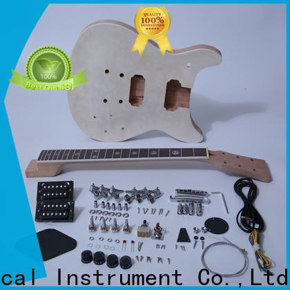 XuQiu sngk018 oil can guitar kit company for beginner