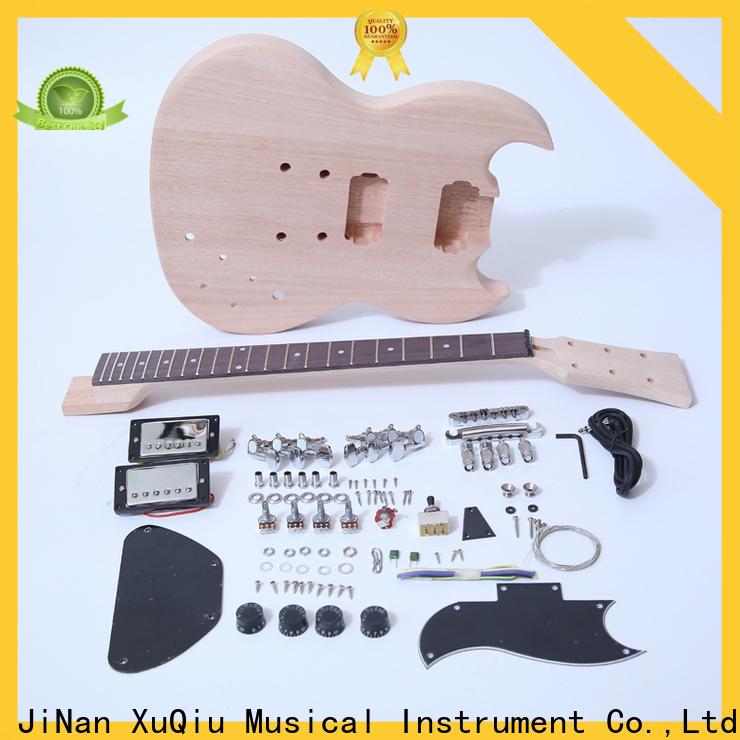 XuQiu handed guitar kits amazon factory for performance