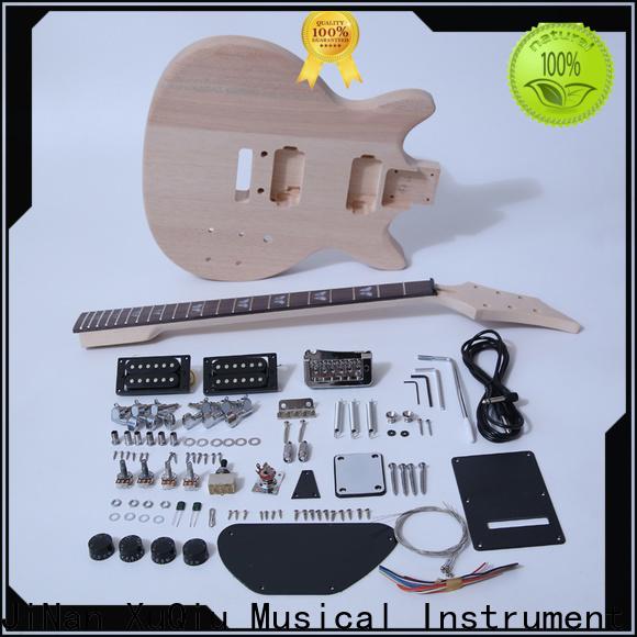 XuQiu hollow gibson rd guitar kit suppliers for performance