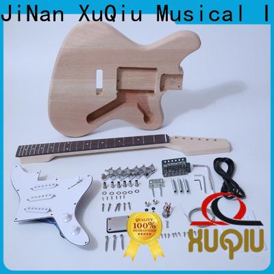 XuQiu high end les paul guitar kit diy manufacturers for beginner