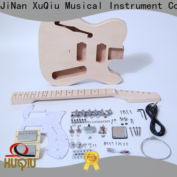 XuQiu high end best guitar kits to build company for performance