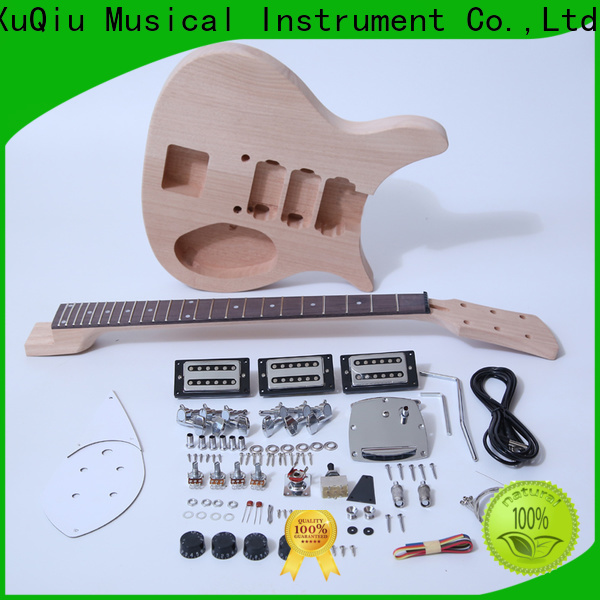 XuQiu gutiar jazzmaster guitar kit for business for beginner