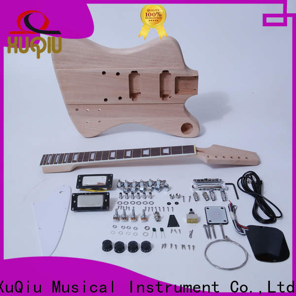 XuQiu latest left handed electric guitar starter kit factory for concert