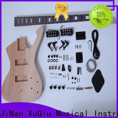 custom semi hollow bass kit snbk025 for business for student