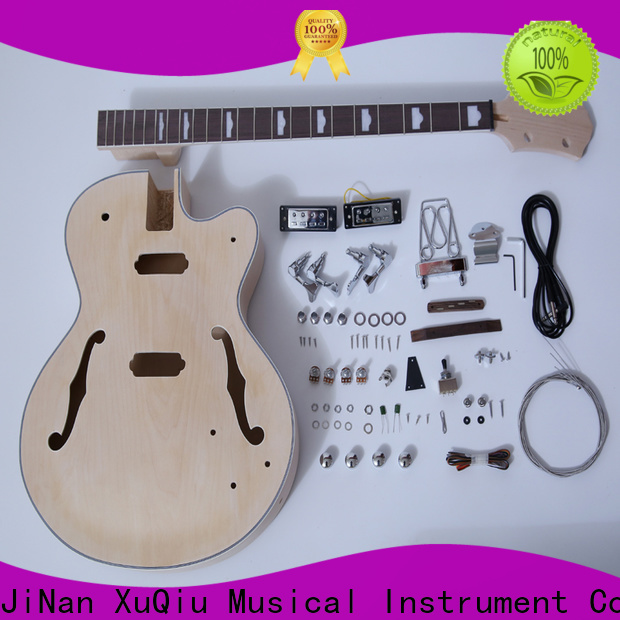 XuQiu high-quality bass guitar kit for beginners woodwind instruments for competition